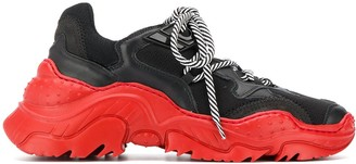 No.21 Billy chunky sneakers