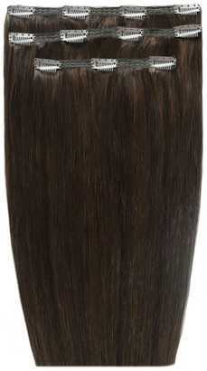Beauty Works Deluxe Clip-In Hair Extensions 18 Inch (Various Shades) - Raven 2