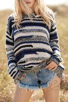 Elan International Long Sleeve Sweater