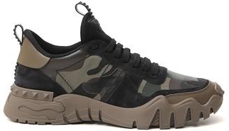 Valentino Rockrunner Plus Sneakers