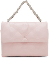 Alexander Wang Pink Halo Flap Crossbody Bag
