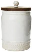 Juliska Le Panier Ceramic Canister