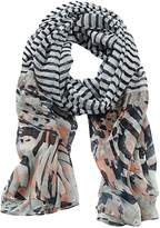 Betty Barclay Long striped scarf