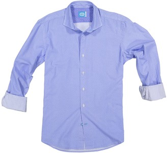 Panareha Comporta Printed Shirt in Blue