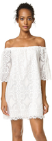 BB Dakota Halden Off Shoulder Lace Dress