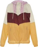 Etoile Isabel Marant Cyriel Color-Block Shell Raincoat
