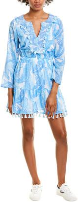 Sail to Sable Tassel A-Line Dress