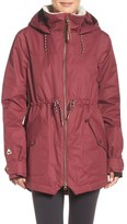 Burton 'Prowess' Fleece Lined Waterproof Jacket