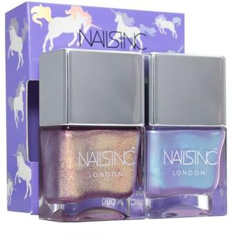 Nails Inc Nailsinc Sparkle Like A Unicorn Duo Kit
