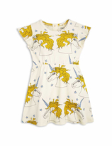 Mini Rodini Unicorn Star Wing Dress