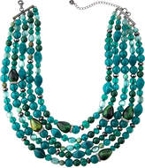 Lydell NYC Multi-Strand Semi-Layered Necklace