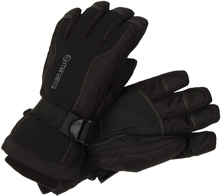 Fahrenheit Manzella - GORE-TEX 5 (Black) - Accessories