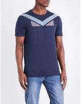 Fendi Monster-print Cotton-jersey T-shirt