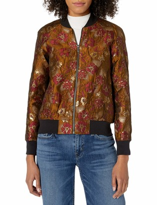 French Connection Women's Oma Jaquard Jacket