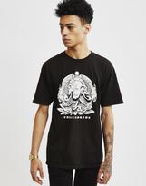The Hundreds United Snakes T-Shirt Black