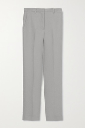 3.1 Phillip Lim Cady Straight-leg Pants - Gray
