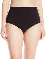 Christina Women's High Waist Bikini Bottom