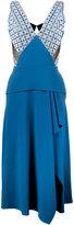 Roland Mouret Kao dress - women - Silk/Polyester/Spandex/Elastane/Viscose - 14