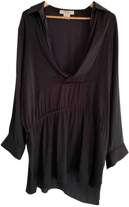 Anne Valerie Hash Black Polyester Dresses