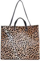 Clare Vivier Haircalf Simple Tote