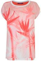 Laurèl Sheer Floral T Shirt