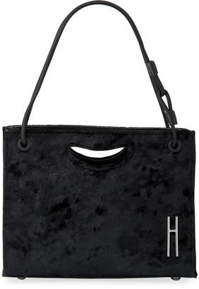 Hayward 1712 Mini Velvet Basket Bag