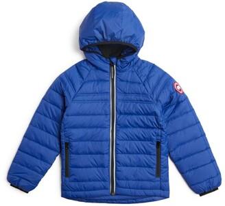 Canada Goose Kids Pbi Sherwood Hooded Jacket (Xs-Xl)