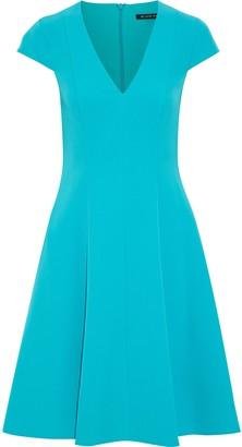Black Halo Kayley Paneled Cady Dress