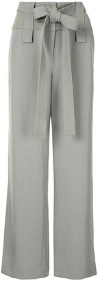 Dion Lee High-Waisted Wide Trousers