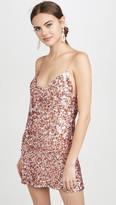 Ashish Sequin Slip Dress