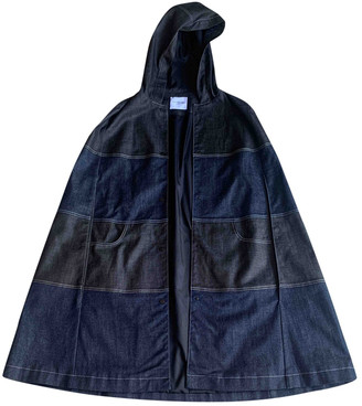 Vilshenko Navy Denim - Jeans Coats