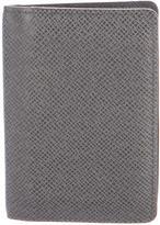 Louis Vuitton Taiga Card Holder