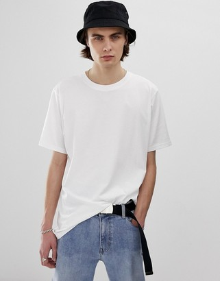 Weekday Frank t-shirt in white
