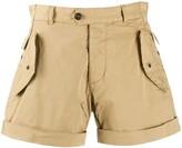 DSQUARED2 flap detail cargo shorts