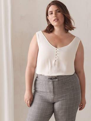 Button-Front Cami - Addition Elle