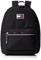 Tommy Hilfiger Multipurpose Backpack,Black,One Size