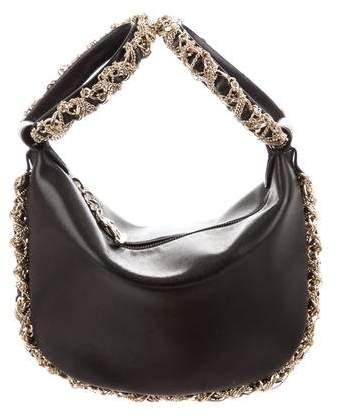 Chanel Chain Around Clutch
