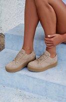 Windsor Smith Oracle Sneaker Cappucino Suede