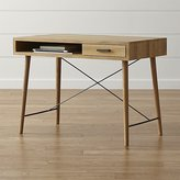 "Crate & Barrel Marco 42"" Desk"