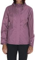 White Sierra Cloudburst Waterproof Rain Jacket (For Women)