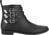 Loeffler Randall Nash Bootie Rain Boots