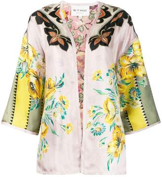 Etro printed lightweight jacket