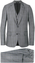 Paul Smith checked two piece suit