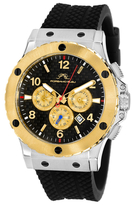 Marcus Collection Quartz Stainless Steel Watch