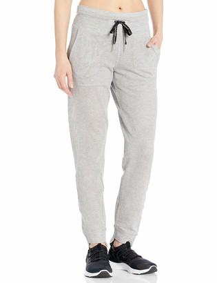 Calvin Klein Women's Hi Low Cuff Slim Fit Pant