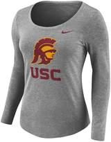 Nike Women's USC Trojans Logo Tee