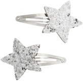 Crazy 8 Star Barrettes 2-Pack