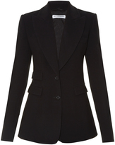 Altuzarra Cornwall peak-lapel single-breasted blazer