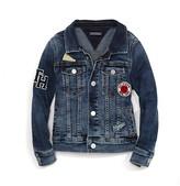 Tommy Hilfiger Th Kids Patches Denim Jacket