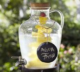 Pottery Barn Jug Acrylic Drink Dispenser
